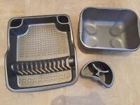 Kitchen equipment/dish drainer/bowl etc