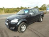 GREAT WALL STEED 4X4 DOUBLE CAB PICK UP DIESEL MANUAL 4 DOOR S