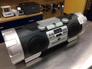 Boom Box Getto Blaster Bazooka JVC RV-b99bk  #F015070