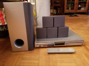 Sony HCD -SB100 - DVD Home Theatre System