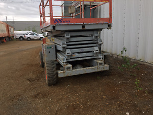 Ciseaux lift 2002