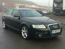 image for 2010 AUDI A6 E *S LINE* 2.0 TDI 4 DOOR SALOON *1 KEEPER* FULL LEATHER