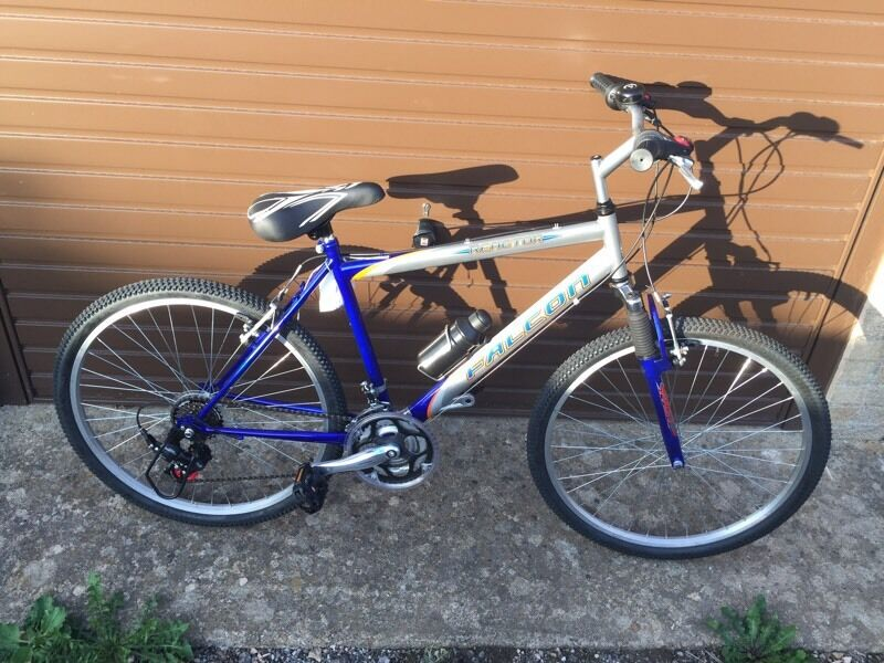 Brand new Falcon Reactor Mountain bike, Free Lock/Delivery/Lights