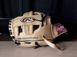 Child's baseball glove