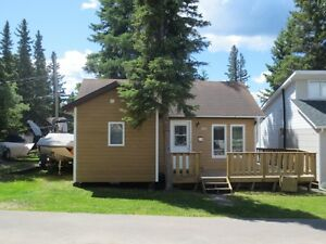 Waskesiu Cabin for sale (structure only)