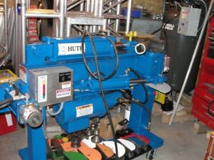 Huth 2806 pipe / tube bender with die kit