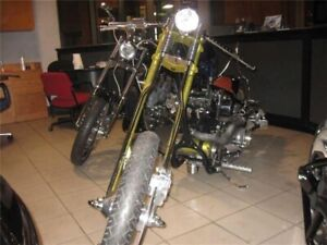 2003 Custom Motorcycle Hand built by Billy Lane of Choppers Inc