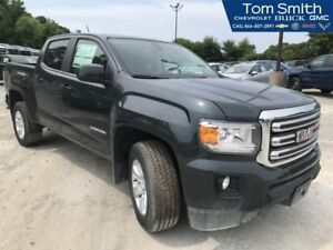 2018 GMC Canyon   R-VISION CAMERA/TRAILERING PACKAGE/ONSTAR