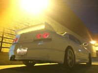 Nissan Skyline R33 Single Turbo