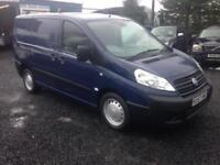 Fiat Scudo 1.6JTD only 49,000 miles 90 L1 H1 Comfort