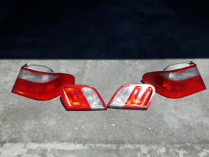 1999 CLK 320 Mercedes Benz Tail Lights