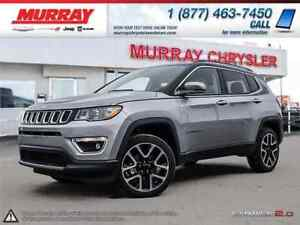 2018 Jeep Compass Limited