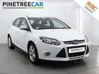 2013 FORD FOCUS 1.6 Zetec Powershift 5dr Auto
