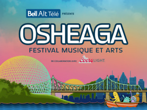 OSHEAGA - BILLET 3 JOURS / 3 DAY GENERAL ADMISSION PASS