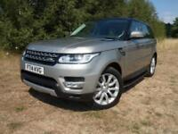 Land Rover Range Rover Sport 3.0SD V6 (292ps) 4X4 HSE (s/s) Station Wagon 5d 299