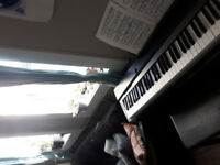 Piano Lessons! Negotiable Pricing