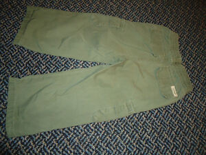Boys Size 2 lightweight Army Green pants by Old Navy Kingston Kingston Area image 3