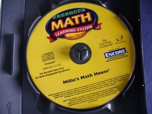 Cdrom Millie's Math Learning system West Island Greater Montréal image 3