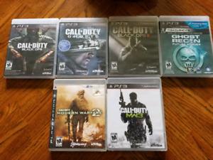PS3 Call of duty bundle