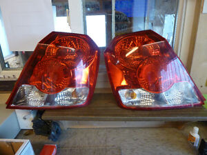 2005 Pontiac Wave tail light assemblies complete London Ontario image 1