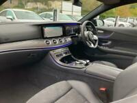 2019 Mercedes-Benz E Class E300 AMG Line 2dr 9G-Tronic Auto Coupe Petrol Automat