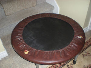 Personal trampoline-MOVING SALE