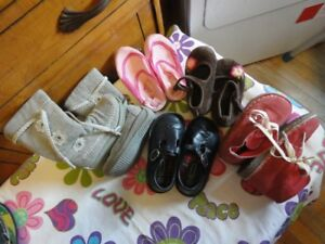 Childrens shoes & boots