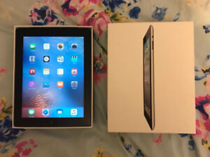 iPad 2 16GB *wifi* 9.5/10 condition all accessories included