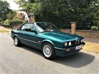 1991 BMW 3 Series 318I CONVERTIBLE LHD E30 1.8 2dr 116K