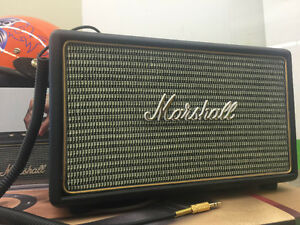 BRAND NEW - Marshall - Stanmore Bluetooth Speaker - Black