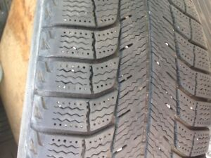 winter tires....Michelin X - Ice   set of 4