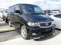 MAZDA BONGO, 2002, 2.5, PETROL, AUTOMATIC, 71,800 MILES, IN BLACK