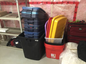 Variety of Storage Containers