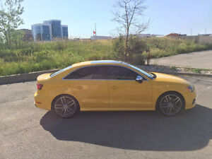 Lease Takeover for 2016 Audi S3 Technik quattro S tronic