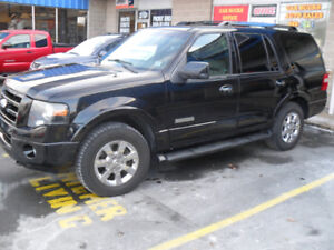 2008 FORD EXPEDITION LIMITED 4X4 $6900.