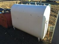 Fuel tank - furnice oil tank 250 gallon