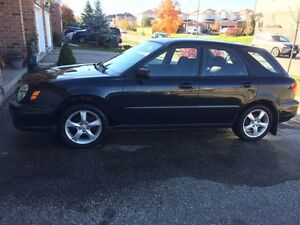 2003 Subaru Impreza Wagon Kitchener / Waterloo Kitchener Area image 3