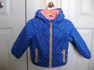 GIRLS JACKET AND VEST