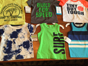 New! Osh Kosh and carters tshirts and tanks size 3 months Kitchener / Waterloo Kitchener Area image 2