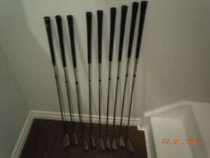 Men's Left Handed Golf Irons