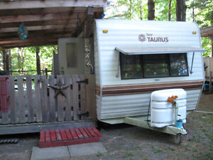 Older Terry Taurus trailer for sale (sold )
