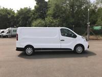 Renault Trafic Ll29 Dci 120 Business+ Van EURO 5 DIESEL MANUAL WHITE (2016)