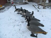 Bigfoot Goose Decoys