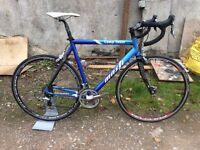 Massi comp team road bike 58cm