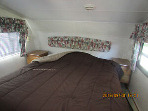 27' Golden Falcon 5th wheel, trade for boat Kawartha Lakes Peterborough Area image 4