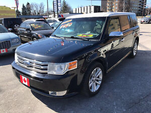 2009 Ford Flex LIMITED AWD SUV....EXCELLENT COND...7 PASSENGER
