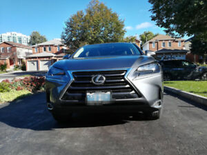 2017 Lexus NX200T A6 LUXURY  LEASING TRANSFER