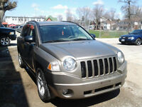***2007 Jeep Compass Sport SUV, Crossover Saftied & Etested***