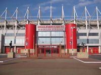Middlesbrough Football Club-Riverside Stadium Tour x 2 people
