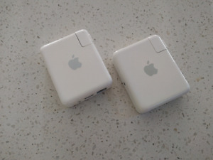 Apple Airport Express Base Stations